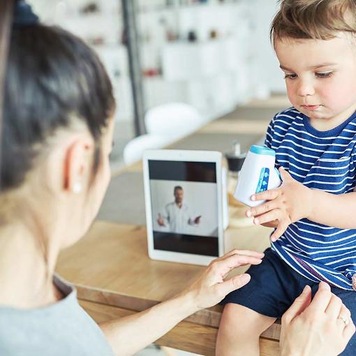 Konsultacja pediatryczna online